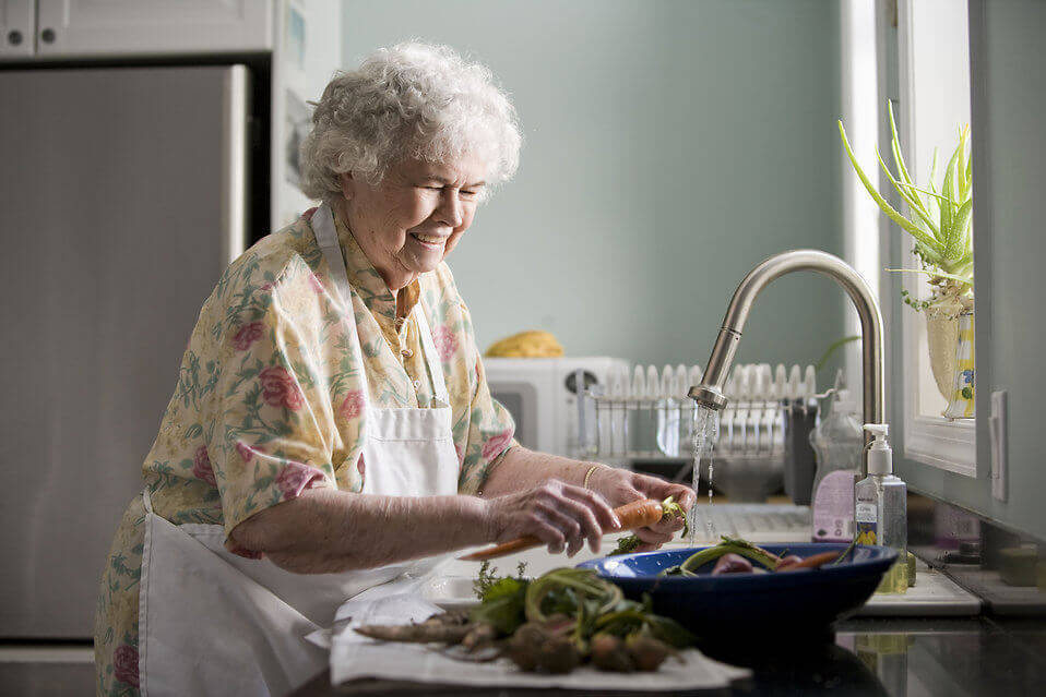 home safe for senior citizens