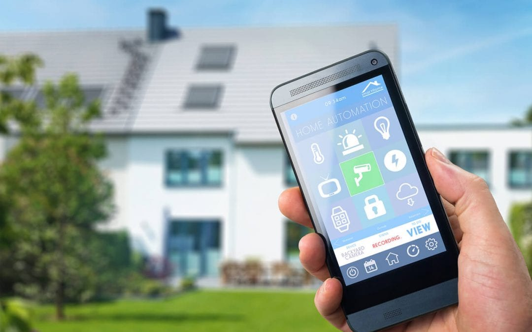 add value to your home with a security system