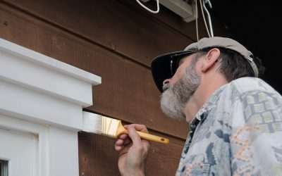Exterior House Painting Tips: 6 Important Steps